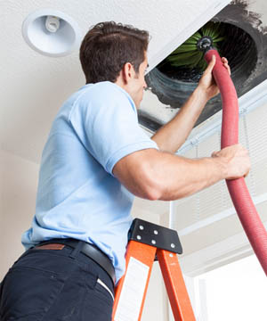 air duct cleaning in Torrance CA