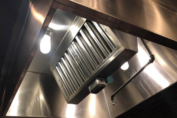 kitchen vent exhaust cleaning Torrance